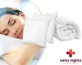 Swiss Night Pack Dekbed + Kussens_