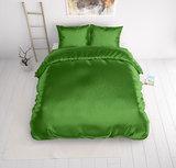 Sleeptime Beauty Skin Care Green Dekbedovertrek Silk Micropercal_