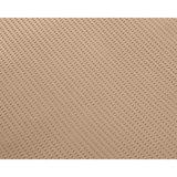 Zensation 3D Embossed Taupe dekbedovertrek Micropercal_