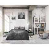 Dreamhouse Talo Grey dekbedovertrek Katoen_