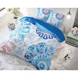 Dreamhouse Narco Blue dekbedovertrek Katoen_