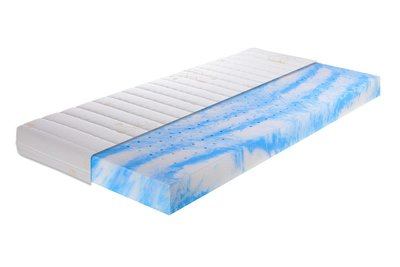 Medisch goedgekeurd Eco-line koudschuim matras - 10 cm dik!