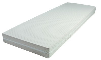 Brandvertragend matras met brandvertragende hoes - 14cm dik