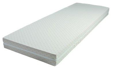 Brandvertragend matras met brandvertragende hoes - 16cm dik