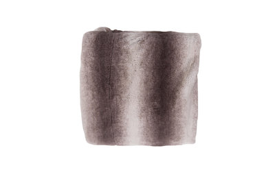 Faux Fur Blanket Taupe