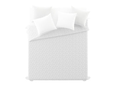 Bedsprei Wit 250x260 cm