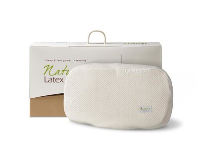 Natural Latex Anatomic hoofdkussen