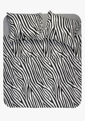 Ambianzz Zebra Skin Dekbedovertrek Katoen