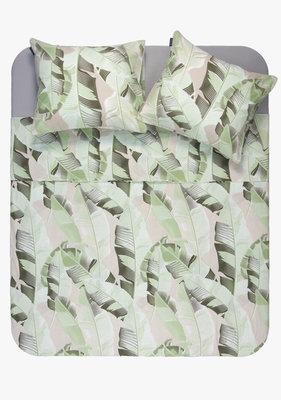 Ambianzz Palm Leaves Dekbedovertrek Katoen