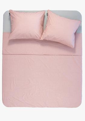 Ambianzz Cotton Solid Roze Dekbedovertrek Katoen