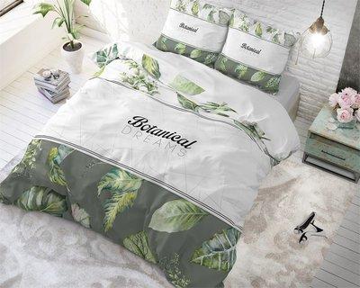 Dreamhouse Botanical Dreams White Dekbedovertrek Katoen