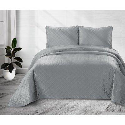 Velvet Classico Grey Bedsprei