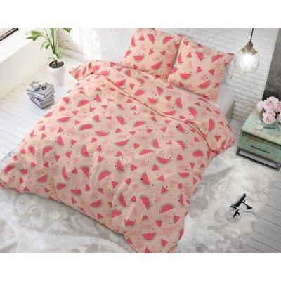 Sleeptime Sweet Watermelon Pink dekbedovertrek Katoen Blended