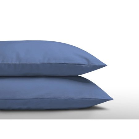 Katoenen Kussenslopen (2 in 1) Blue