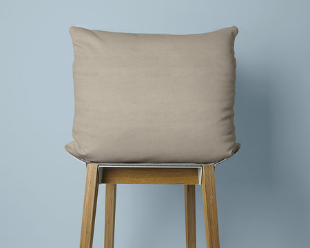 Pillowcase Flanel (2 in 1) Taupe