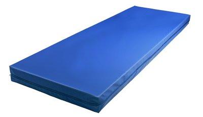 Brandvertragend matras met brandvertragende incontinentiehoes - 14cm dik