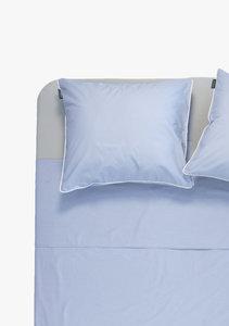 Kussensloop Cotton Solid Blauw