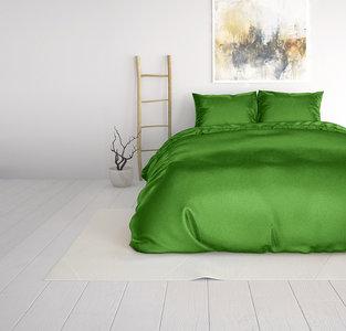 Sleeptime Beauty Skin Care Green Dekbedovertrek Silk Micropercal
