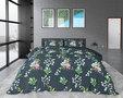 Dreamhouse Nature Leaves Green Dekbedovertrek Katoen satijn