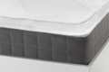 3D AIR Hotel Mattress Topper White